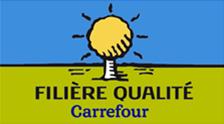 Logo Filière Qualité Carrefour 2015